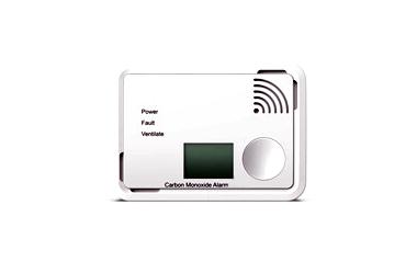 CO Carbon Monoxide Detector