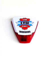 Lysi Security Outdoor Sounder / Bell / Strobe Light