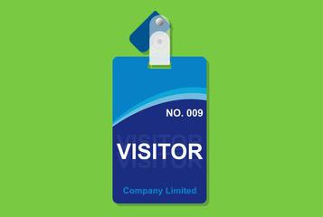Visitors' Authorisation